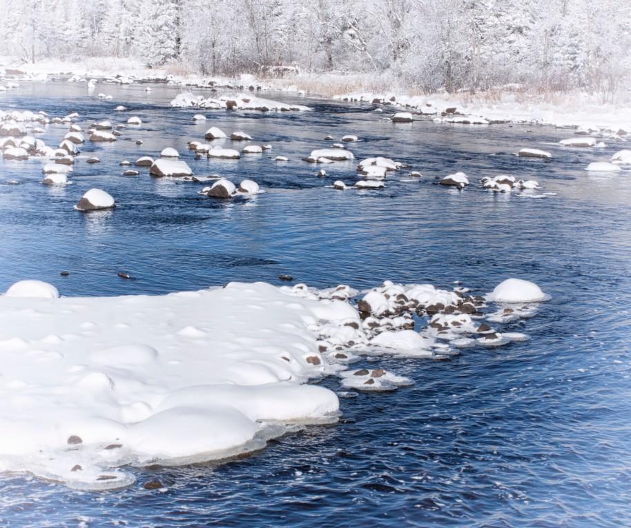 stone river