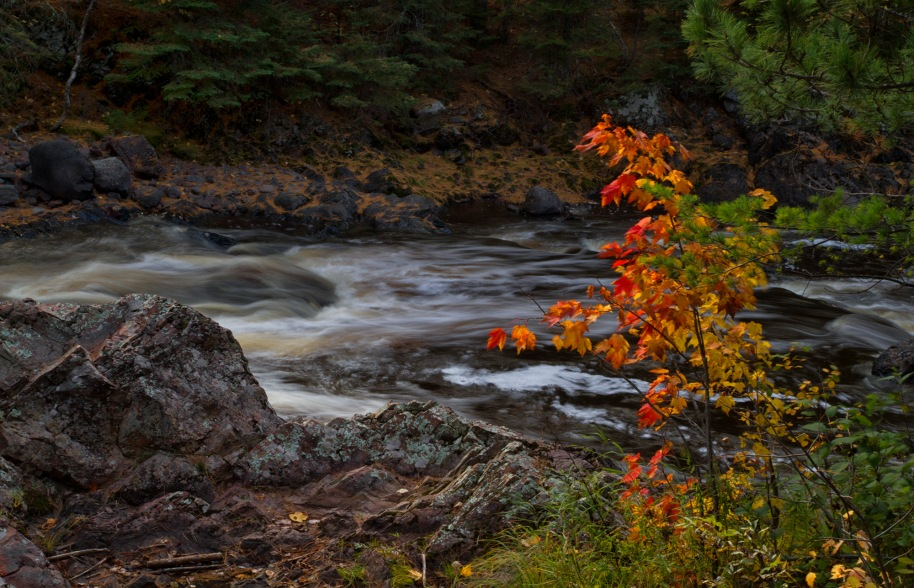 the amnicon river fall